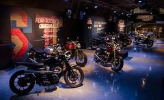 Новые модели мотоциклов Triumph
