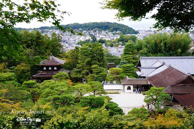 Kyoto - Ginkakuji (Silver Pavilion) 04