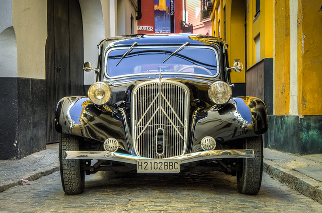 1934 Citroen Traction Avant
