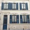 Blue door blue windows. #Paris #architecture #topparisphoto
