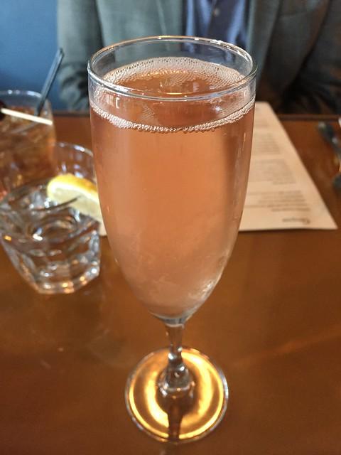 Sparkling brut rose - Garcon