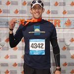 2015 Twin Cities Marathon - Finish