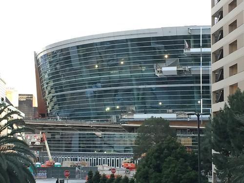 Las Vegas hockey arena