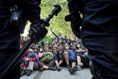 La Generalitat es va constituir com a demandant contra participants de l'acció Aturem el Parlament