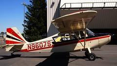 American Champion 7GCAA Citabria Adventure Citabria Explorer (N9607S) 1966 2