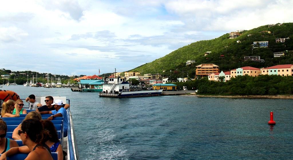 Cabrita point virgin islands