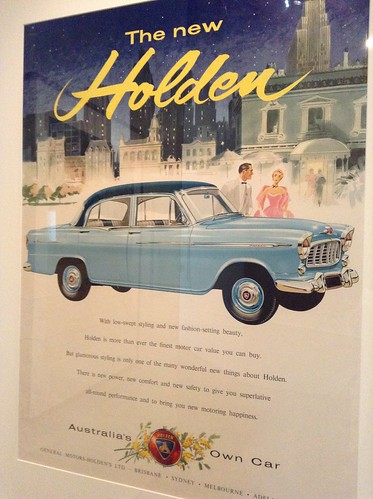 Holden car post