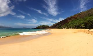 Image of Big Beach. travel usa beach strand geotagged hawaii us nationalpark sand outdoor urlaub maui insel sonne städte archipelago reise kihei nationalparc iphone allgemein archipel länder länderstädte