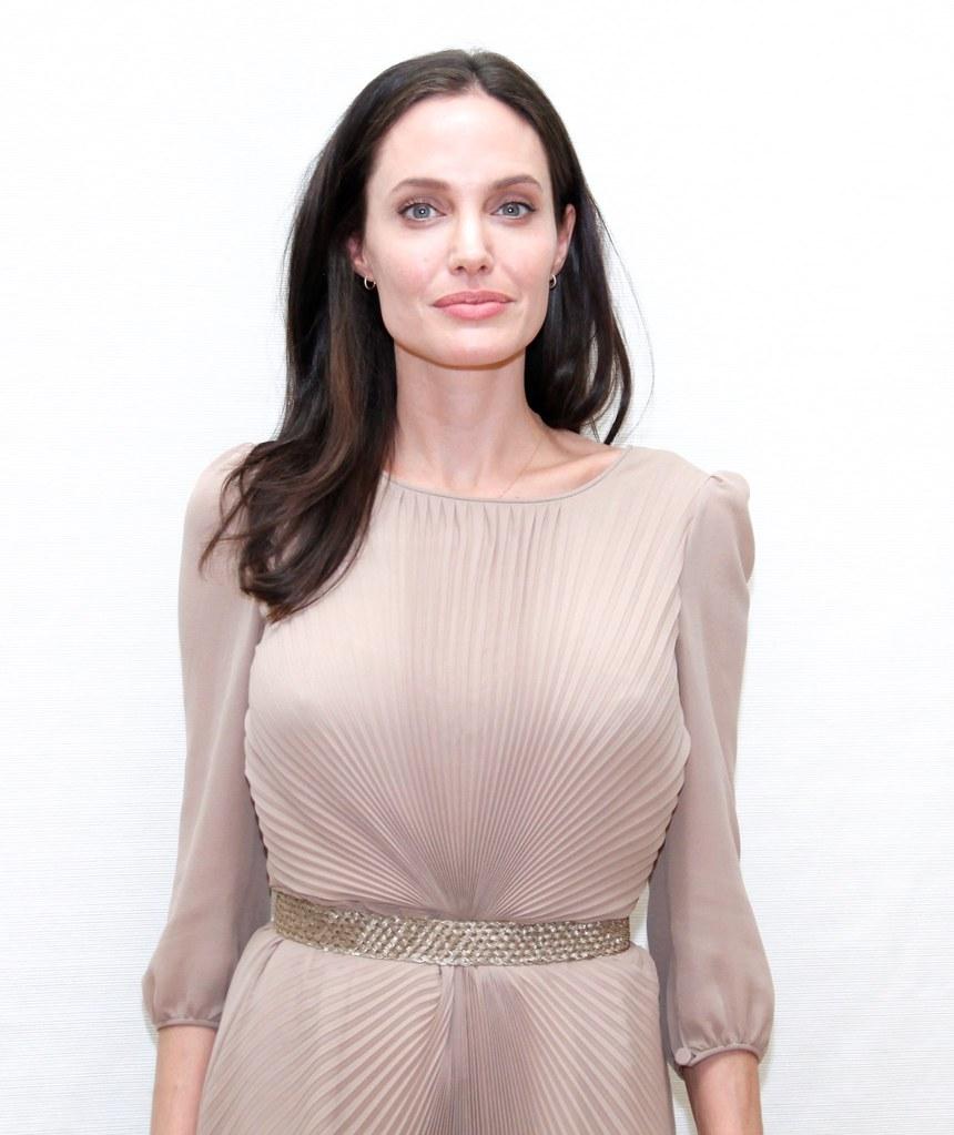 Анджелина Джоли — Пресс-конференция «Лазурный берег» 2015 – 38