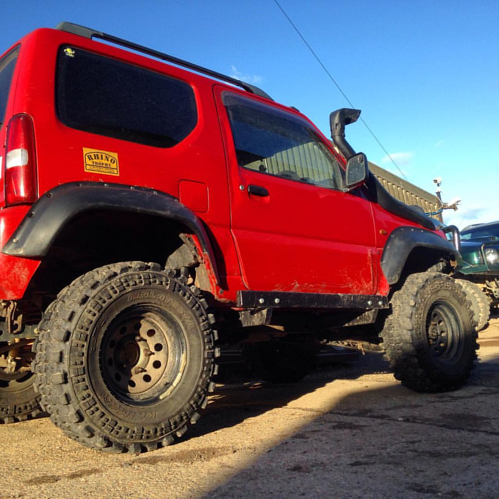 Stevo S Truck In For Arb Lockers At Rhinorays Mudlife Flickr