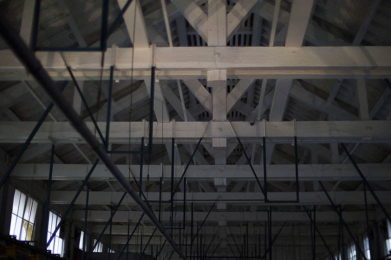 富岡製糸場の写真