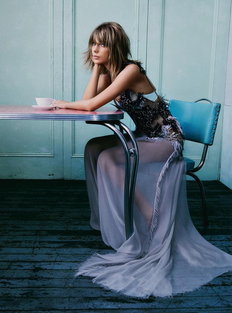 Тейлор Свифт — Фотосессия для «Vogue» AU 2015 – 5