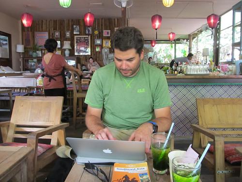 Bangkok: pause de midi