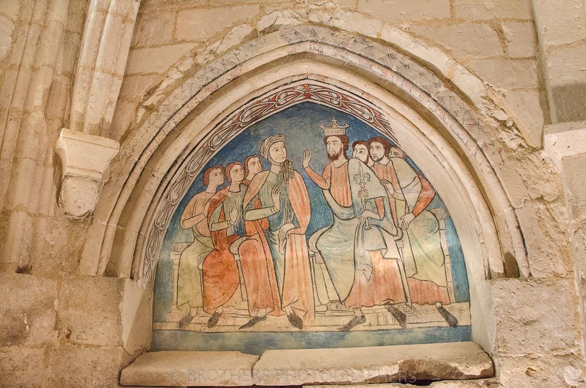 Monasterio Santa María de Valbuena