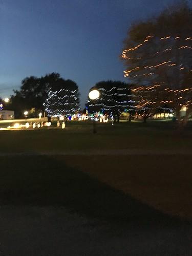 Christmas Lights in Robertsdale Al