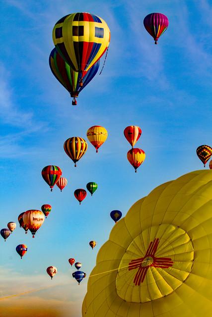 ABQ Balloon Festival