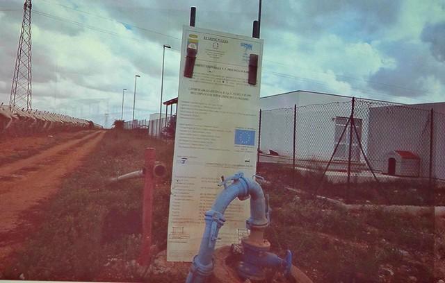 Casamassima-Il problema delle acque reflue di Casamassima-depuratore via Cellamare