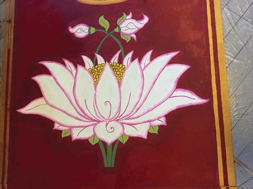 lotus-flower-painting-by-carmen-mensink