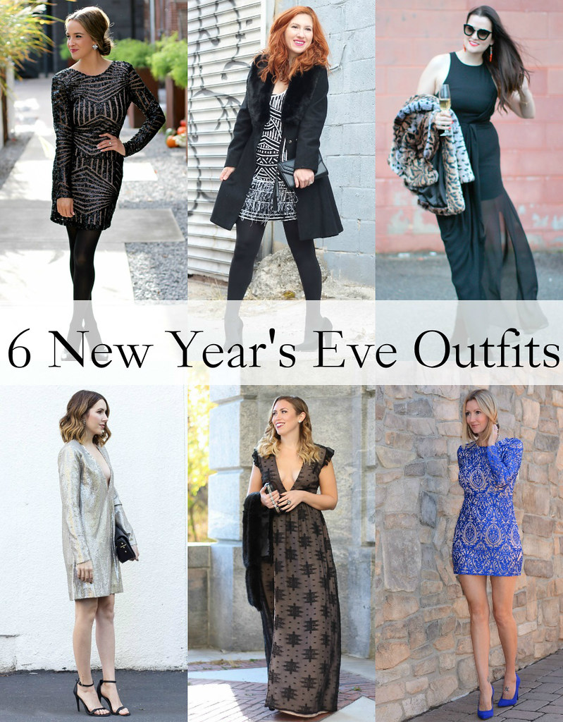 6 New Year's Eve Outfits with The Stylist LA