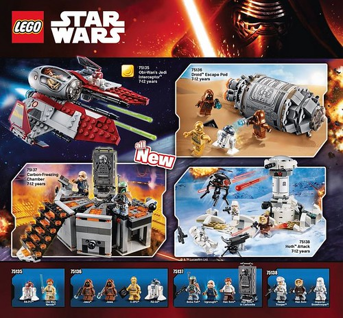 LEGO Star Wars 2016 B