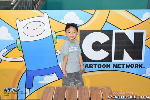 Cartoon Network Toon Machine Philippines 2015 in SM Mall of Asia Music Hall