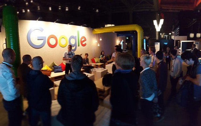 Google at Slush