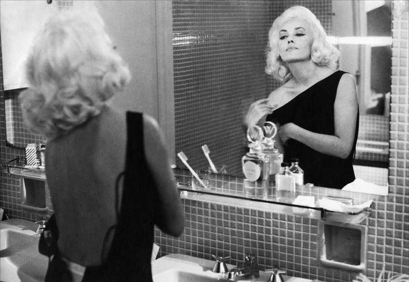 baie des anges, Jeanne Moreau