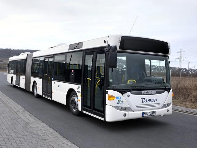 Многофункциональный автобус Scania OmniCity UA6x2/2. 2005 год