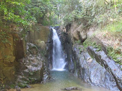 Chiang Rai: la première des chutes de Huai Mae Sai