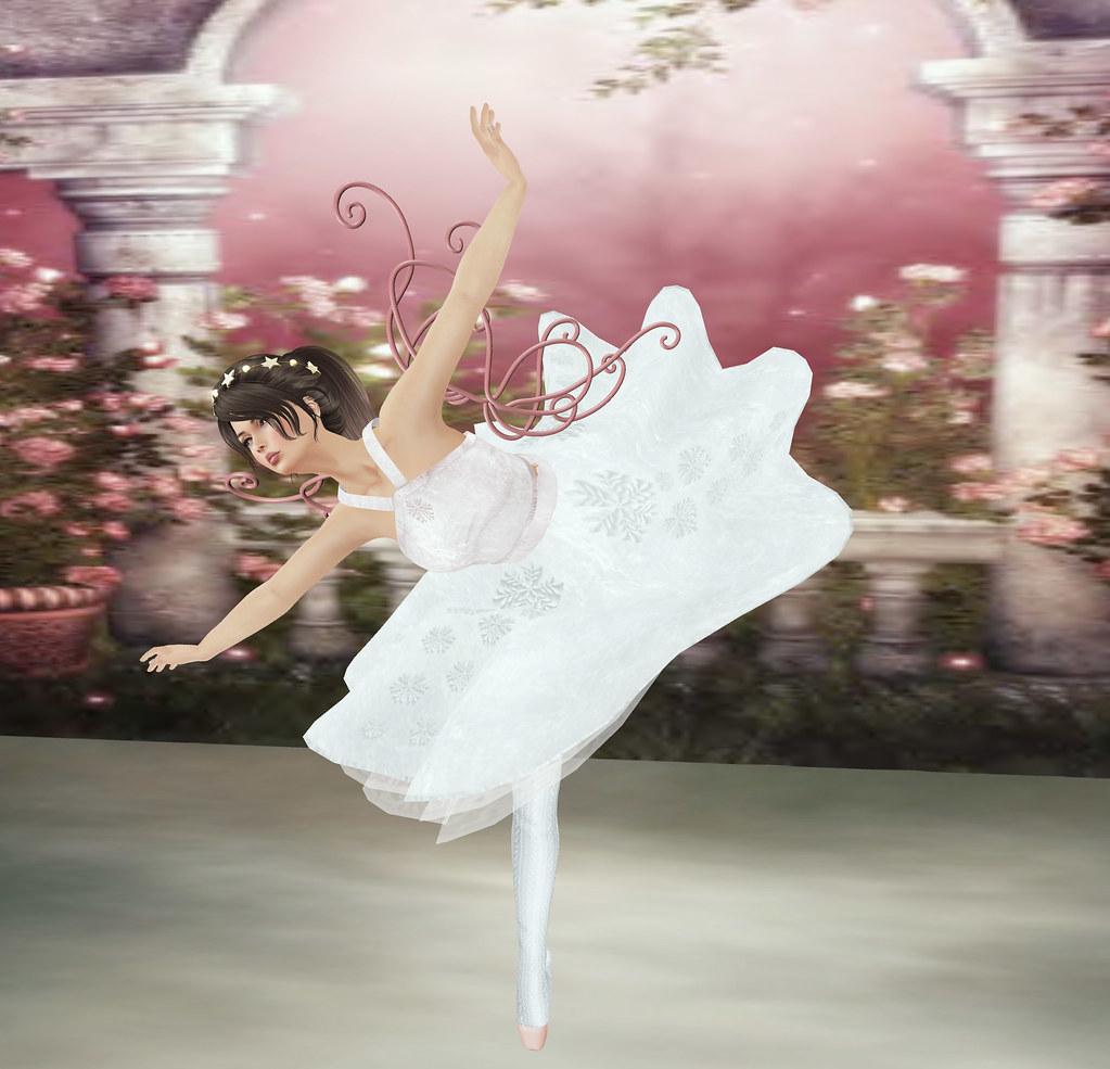 Dreams of Sugarplum Fairies - SN poses