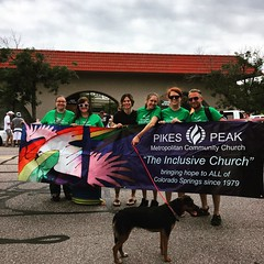 Pride 2015 (Colorado Springs) - July 2015