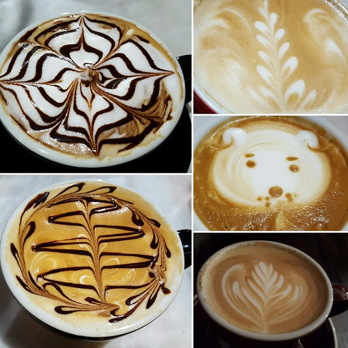 Latte art | Fresh Roast of Great FROG Kaffee & Roastery Opens in Davao - DavaoFoodTrips.com