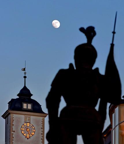 Der Deutsche Orden prägte Bad Mergentheim über Jahrhunderte - und bestimmt bis heute das Stadtbild.