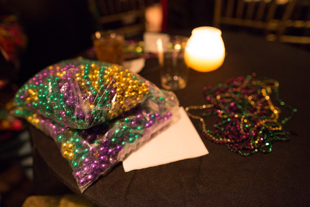 Beads we purchased at Bourbon Vieux