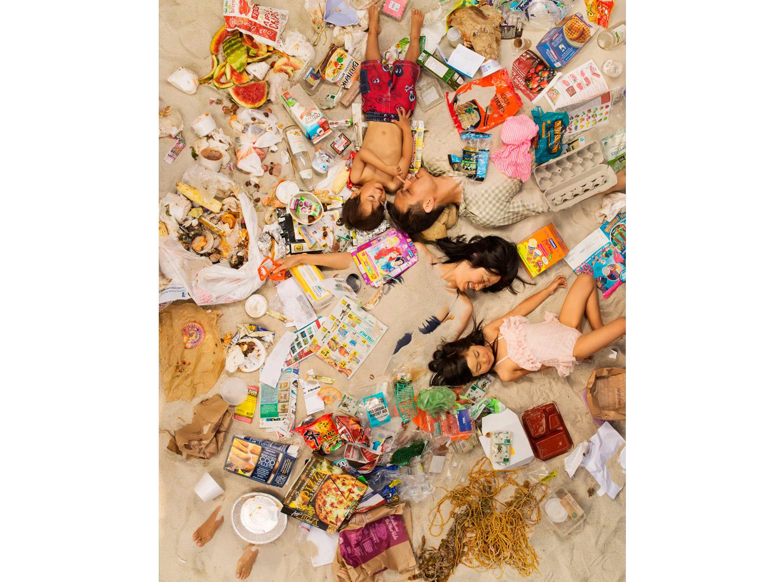 與你的垃圾共枕眠:上帝用七天創造世界,人類用七天創造垃圾5