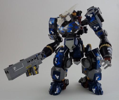 GM-14S Medium Mech
