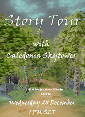 Story Tour A Watercolour Wander