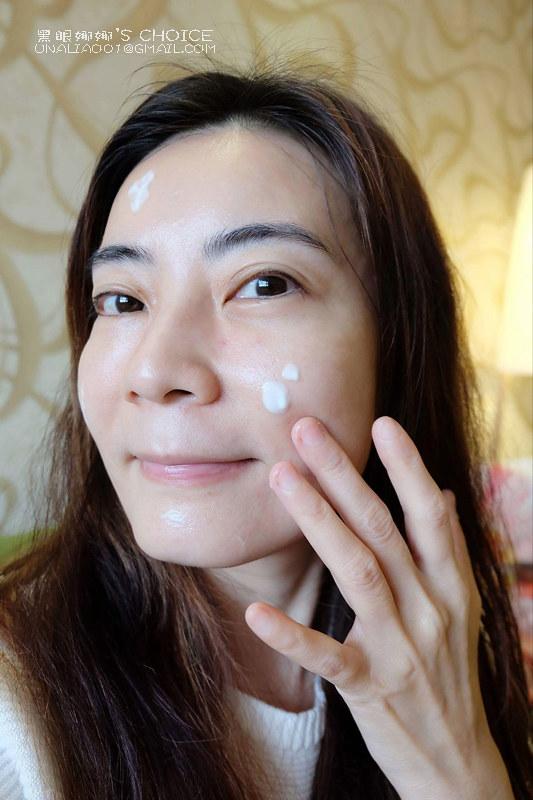 GamARde 玻尿酸清爽保濕霜塗臉