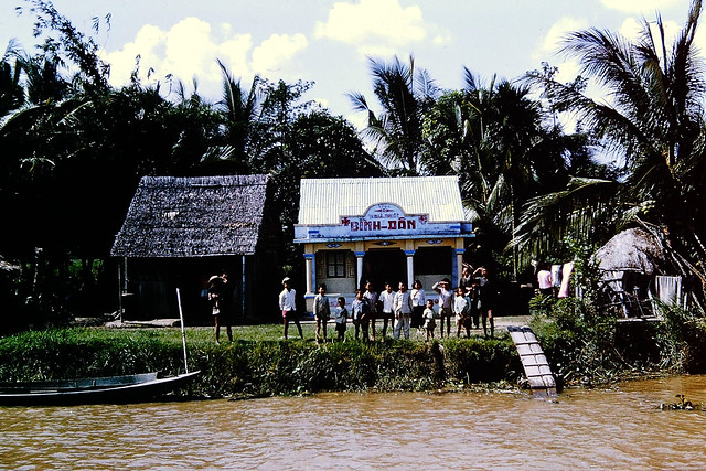 Viet Nam 1967 - Photo by Chris Chubb