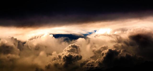 Storms across Kansas