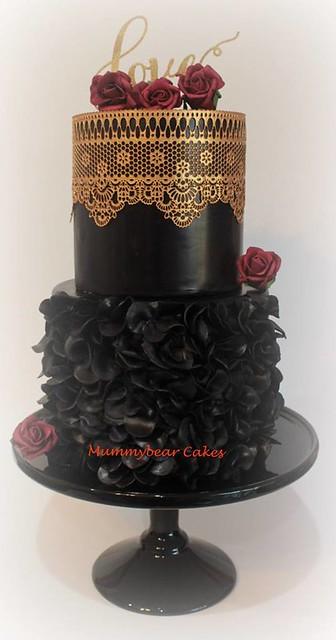 Cake by Mummybear Cakes