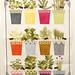torchon motif plantes aromatiques by Nadja PETREMAND
