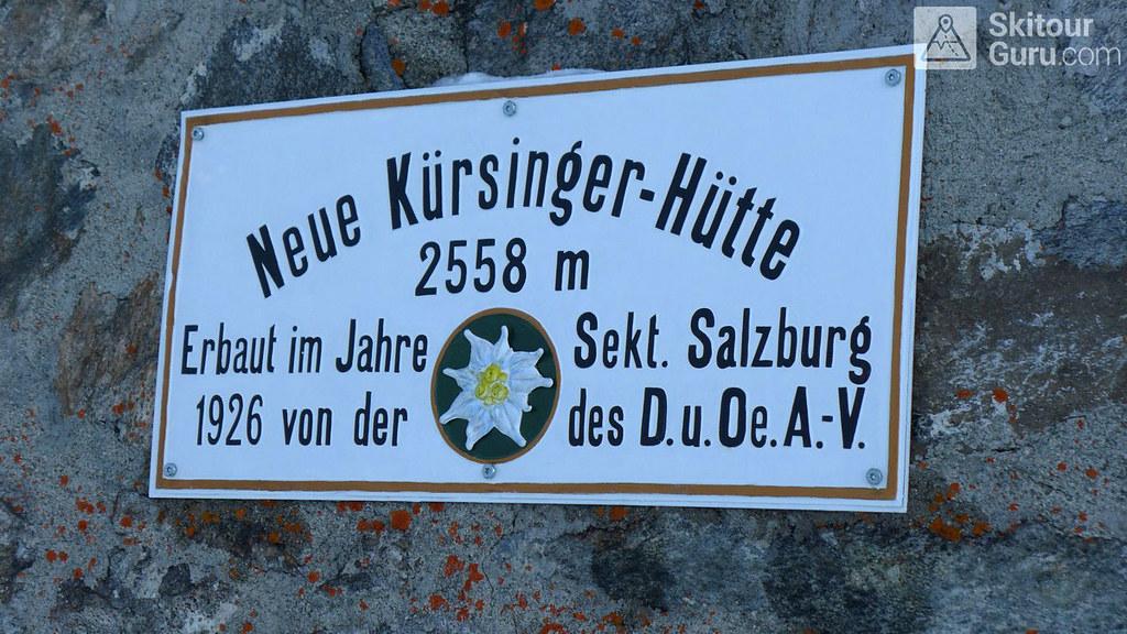 Kürsinger Hütte Venedigergruppe - Hohe Tauern Österreich foto 20