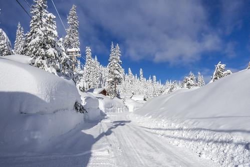 serenelakes snow winter