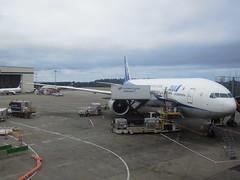 NH Boeing 777-300ER JA783A