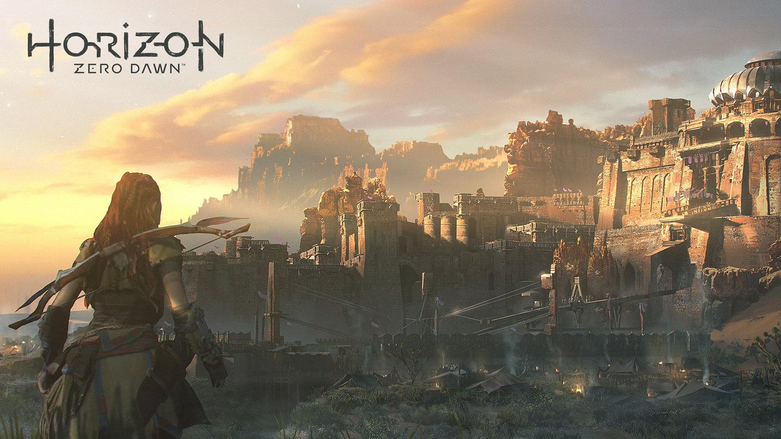 [Horizon Zero Dawn] How to Win Blazing Sun #2 (Valleymeet Hunting Ground)