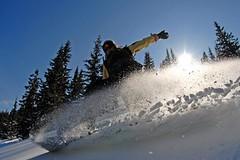 S deťmi na lyžiach 3. diel - freeride