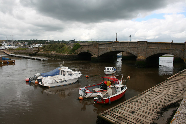 Axmouth Bridge