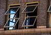 Santa Ana - Windows - 6885 by Karlton Huber