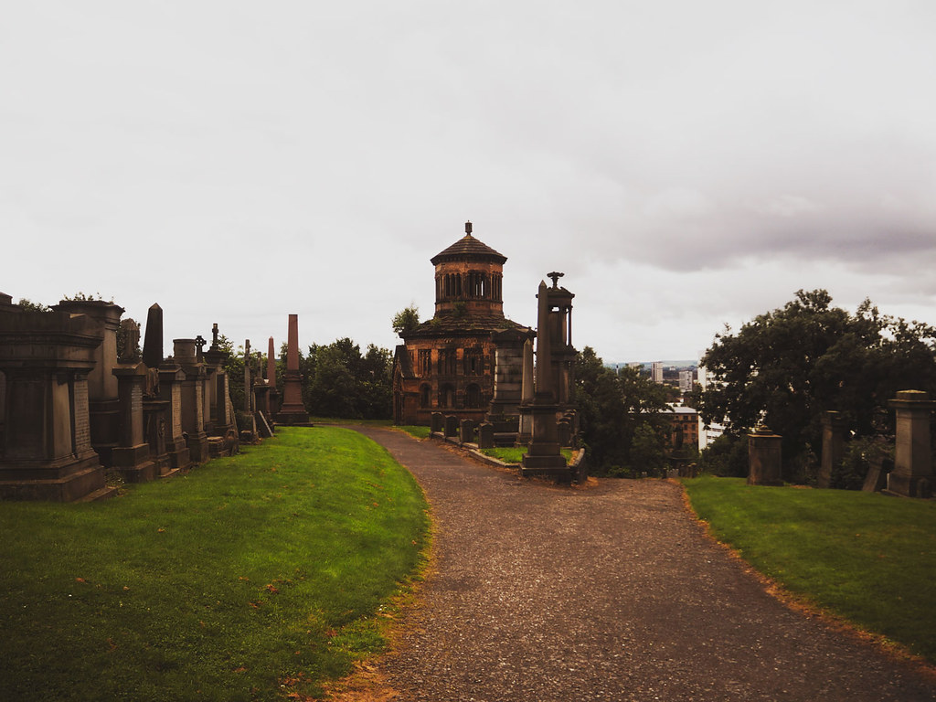 Glasgow cathedral & Necropolis